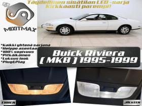 Buick Riviera (MK8) Sisätilan LED -sarja ;x18, Lisävarusteet ja autotarvikkeet, Auton varaosat ja tarvikkeet, Tuusula, Tori.fi