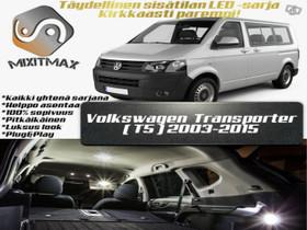 Volkswagen Transporter(T5)Sisätilan LED-sarja ;x10, Lisävarusteet ja autotarvikkeet, Auton varaosat ja tarvikkeet, Tuusula, Tori.fi