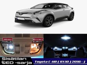 Toyota C-HR (AX10) Sisätilan LED -sarja ;x8, Lisävarusteet ja autotarvikkeet, Auton varaosat ja tarvikkeet, Tuusula, Tori.fi