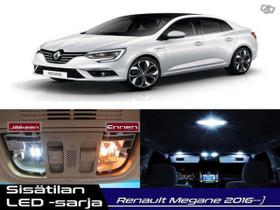 Renault Megane IV Sisätilan LED -sarja ;9-osainen, Lisävarusteet ja autotarvikkeet, Auton varaosat ja tarvikkeet, Tuusula, Tori.fi