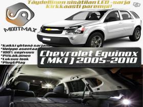 Chevrolet Equinox (MK1) Sisätilan LED -sarja ;x6, Lisävarusteet ja autotarvikkeet, Auton varaosat ja tarvikkeet, Tuusula, Tori.fi