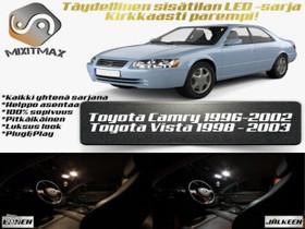 Toyota Camry (XV20) Sisätilan LED -sarja ;x9, Lisävarusteet ja autotarvikkeet, Auton varaosat ja tarvikkeet, Tuusula, Tori.fi