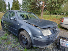 Varaosina volkswagen bora 1.4, Autovaraosat, Auton varaosat ja tarvikkeet, Iisalmi, Tori.fi