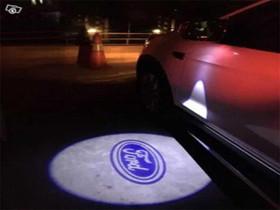 Ford logolliset projektorivalot peiliin ; 2kpl, Lisävarusteet ja autotarvikkeet, Auton varaosat ja tarvikkeet, Tuusula, Tori.fi
