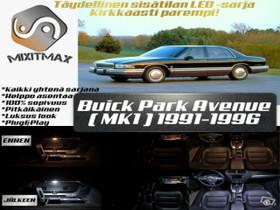 Buick Park Avenue (MK1) Sisätilan LED -sarja ;x22, Lisävarusteet ja autotarvikkeet, Auton varaosat ja tarvikkeet, Tuusula, Tori.fi