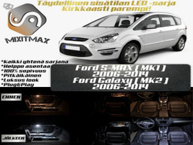 Ford S-MAX / Galaxy (MK2) Sisätilan LED-sarja ;x14, Lisävarusteet ja autotarvikkeet, Auton varaosat ja tarvikkeet, Tuusula, Tori.fi