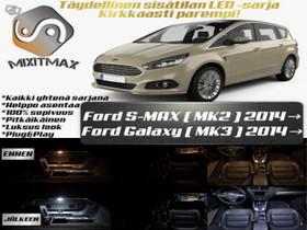 Ford S-MAX / Galaxy (MK3) Sisätilan LED-sarja ;x14, Lisävarusteet ja autotarvikkeet, Auton varaosat ja tarvikkeet, Tuusula, Tori.fi
