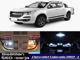 Chevrolet Colorado (MK2) Sisätilan LED-sarja;x6, Lisävarusteet ja autotarvikkeet, Auton varaosat ja tarvikkeet, Tuusula, Tori.fi