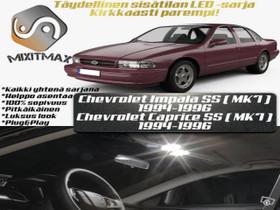 Chevrolet Impala SS (MK7) Sisätilan LED-sarja ;x18, Lisävarusteet ja autotarvikkeet, Auton varaosat ja tarvikkeet, Tuusula, Tori.fi