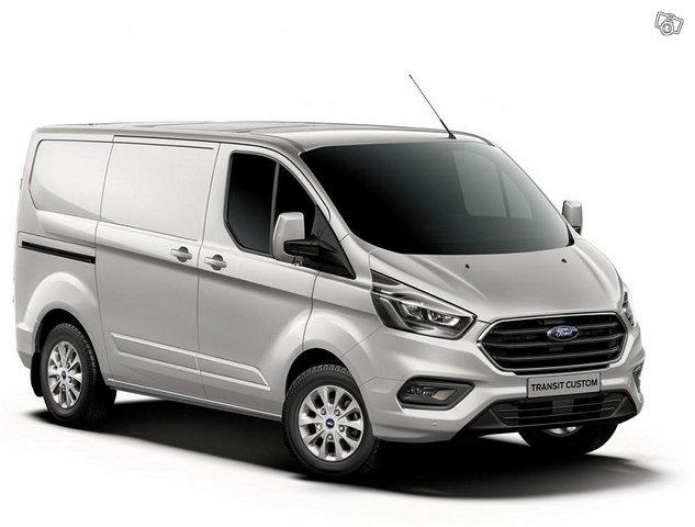 2020 Ford Transit Custom 340 (1.0 EcoBoost 125 hv)