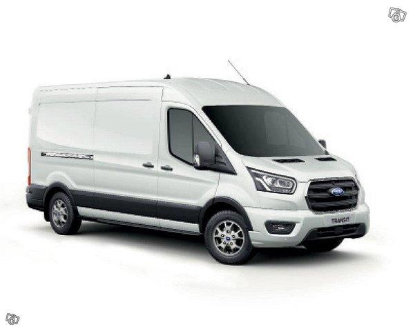2020 Ford Transit Van 350 2,0TDCi 130 hv M6 Etuve