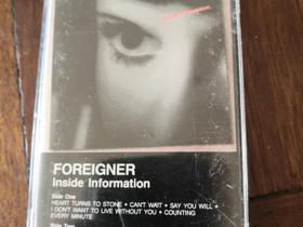Foreigneir inside Information, Musiikki CD, DVD ja äänitteet, Musiikki ja soittimet, Liperi, Tori.fi