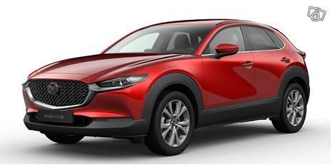 2020 Mazda CX-30 2,0M Hybrid Skyactive-X Vision Pl