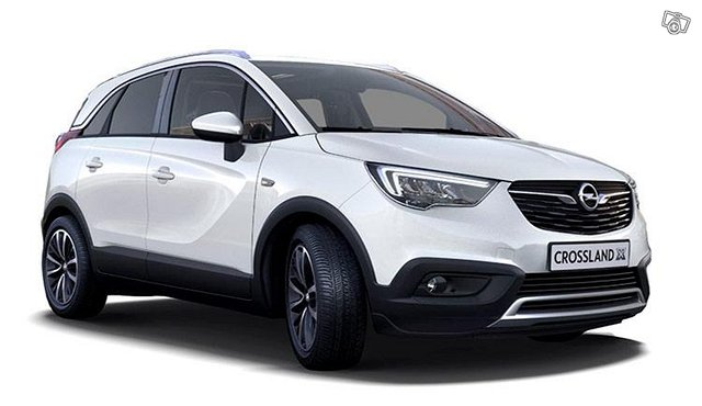2020 Opel Crossland X City Edition 130 Automatic