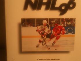 EA Sports NHL96 Legendaarinen alkuperäinen PC-peli, Pelikonsolit ja pelaaminen, Viihde-elektroniikka, Helsinki, Tori.fi