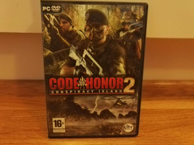 Code Of Honor 2-peli, Pelikonsolit ja pelaaminen, Viihde-elektroniikka, Masku, Tori.fi