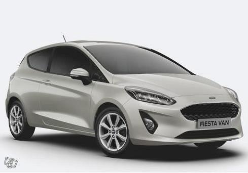 2020 Ford Fiesta Van 75hv M5 Trend