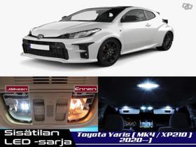 Toyota Yaris (XP210) Sisätilan LED -sarja ;x9, Lisävarusteet ja autotarvikkeet, Auton varaosat ja tarvikkeet, Tuusula, Tori.fi
