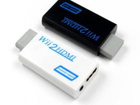 HDMI adapteri Wii:lle + 2m HDMI kaapeli, Pelikonsolit ja pelaaminen, Viihde-elektroniikka, Kangasala, Tori.fi