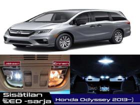 Honda Odyssey (MK5) Sisätilan LED -sarja ;x18, Lisävarusteet ja autotarvikkeet, Auton varaosat ja tarvikkeet, Tuusula, Tori.fi