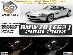 BMW Z8 (E52) Sisätilan LED -sarja ;x10, Lisävarusteet ja autotarvikkeet, Auton varaosat ja tarvikkeet, Tuusula, Tori.fi