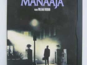 Manaaja -dvd-elokuva, Imatra/posti, Elokuvat, Imatra, Tori.fi