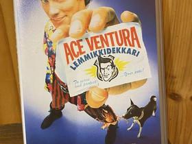 VHS - Jim Carrey - Ace Ventura, Elokuvat, Alavus, Tori.fi