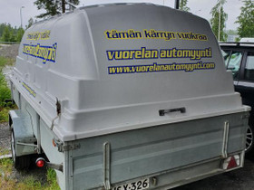 Peräkärry, Peräkärryt ja trailerit, Auton varaosat ja tarvikkeet, Siilinjärvi, Tori.fi