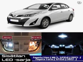 Toyota Vios (XP150) Sisätilan LED -sarja ;x8, Lisävarusteet ja autotarvikkeet, Auton varaosat ja tarvikkeet, Tuusula, Tori.fi