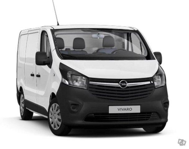 2020 Opel VIVARO Van Enjoy M 1,5 Diesel Turbo S/S