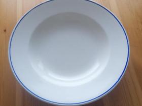 Arabia syvät lautaset 3kpl, Ruokailuastiat ja aterimet, Keittiötarvikkeet ja astiat, Mänttä-Vilppula, Tori.fi
