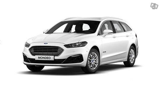 2020 Ford Mondeo 2,0 187hv Hybrid automaatti EDITI