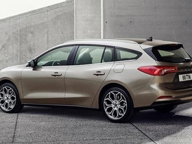 2020 Ford FOCUS 1,0 EcoBoost 125hv A8 Titanium Wag, Autot, Kotka, Tori.fi
