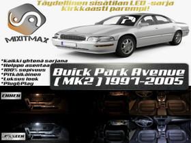 Buick Park Avenue (MK2) Sisätilan LED -sarja ;x14, Lisävarusteet ja autotarvikkeet, Auton varaosat ja tarvikkeet, Tuusula, Tori.fi