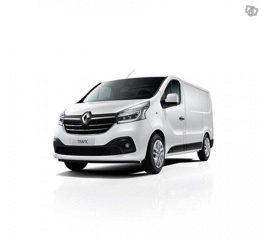 2020 Renault Trafic dCi 120 L2H1 6,0m3 Navi Editio