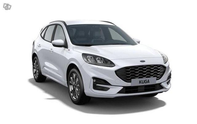 2021 Ford Kuga 2,5 Ladattava hybridi (PHEV) 225hv