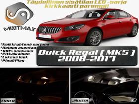 Buick Regal (MK5) Sisätilan LED -sarja ;x17, Lisävarusteet ja autotarvikkeet, Auton varaosat ja tarvikkeet, Tuusula, Tori.fi