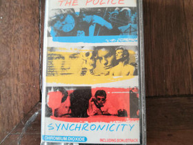 The Police Synchronicity kasetti, Musiikki CD, DVD ja äänitteet, Musiikki ja soittimet, Liperi, Tori.fi