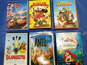 Lasten DVD-elokuvia, Elokuvat, Jämsä, Tori.fi