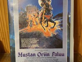 VHS - Mustan Oriin Paluu, Musta Hevonen, Elokuvat, Alavus, Tori.fi