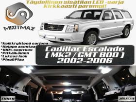 Cadillac Escalade(GMT800) Sisätilan LED-sarja ;x19, Lisävarusteet ja autotarvikkeet, Auton varaosat ja tarvikkeet, Tuusula, Tori.fi