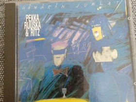 Pekka Ruuska cd, Musiikki CD, DVD ja äänitteet, Musiikki ja soittimet, Espoo, Tori.fi