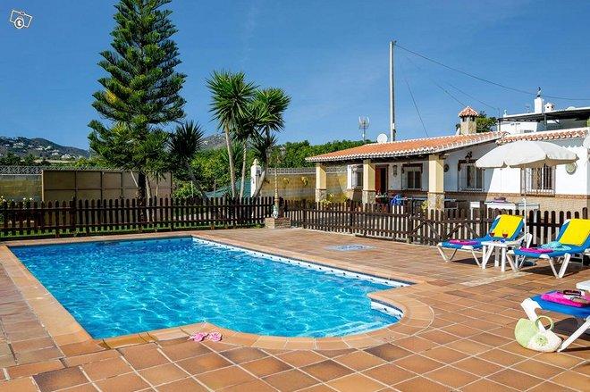 Villa Rocio, hieno huvila Aurinkorannikolla
