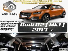 Audi Q2 Sisätilan LED -sarja ;x6, Lisävarusteet ja autotarvikkeet, Auton varaosat ja tarvikkeet, Tuusula, Tori.fi
