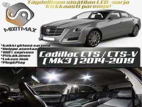 Cadillac CTS (MK3) Sisätilan LED -sarja ;x16, Lisävarusteet ja autotarvikkeet, Auton varaosat ja tarvikkeet, Tuusula, Tori.fi