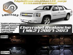 Chevrolet Avalanche(MK2) Sisätilan LED-sarja ;x12, Lisävarusteet ja autotarvikkeet, Auton varaosat ja tarvikkeet, Tuusula, Tori.fi