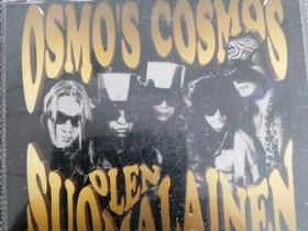 Osmos Cosmos, Musiikki CD, DVD ja äänitteet, Musiikki ja soittimet, Espoo, Tori.fi