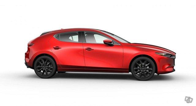 2020 Mazda Madza3 Hatchback 2,0 (180hv) M Hybrid S