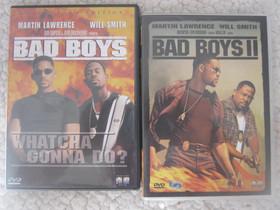 Bad Boys ja Bad Boys II -dvd:t, Imatra/posti, Elokuvat, Imatra, Tori.fi