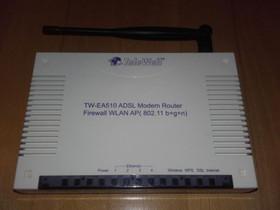 TW-EA510 modeemi(ethernet / ADSL), Verkkotuotteet, Tietokoneet ja lisälaitteet, Oulu, Tori.fi